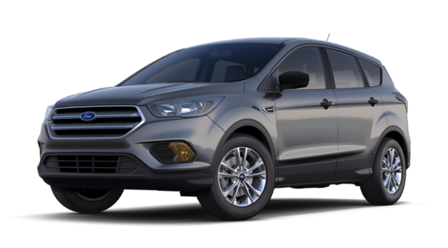 New 2019 Ford Escape S SUV 39179F in Hayward, WI